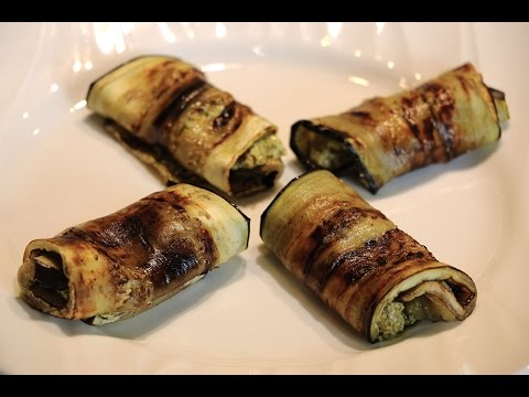 Eggplant Roll Up | Recipe