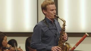 Jacques Ibert, Concertino da Camera - Andreas Mader, Saxophone