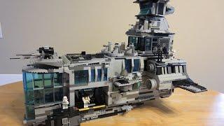 Lego MOC: Star Wars Imperial Space Battleship