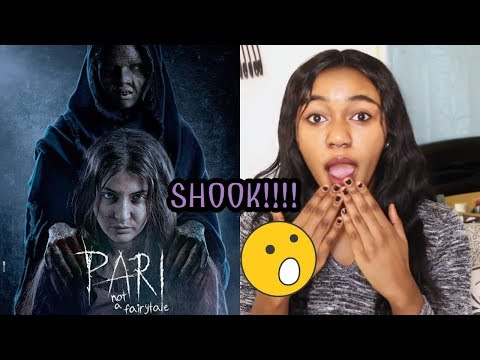 Pari REACTION  Anushka Sharma  Parambrata Chatterjee  I AM SHOOK!!