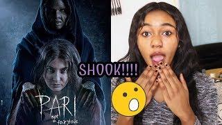 Pari Trailer{REACTION} | Anushka Sharma | Parambrata Chatterjee | I AM SHOOK!!