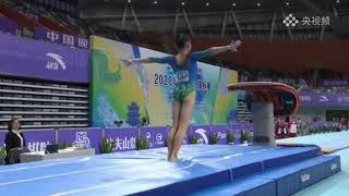 Shang Chunsong VT Q 2020 Chinese Nationals