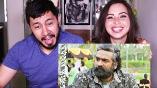 96 | Vijay Sethupathi | Trisha | Trailer Reaction!