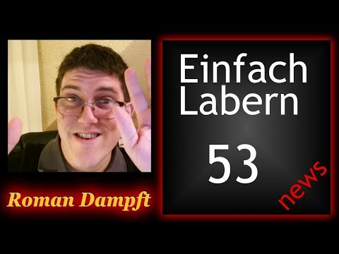 Einfach Labern Folge 53 Werbeverbote Dampfen?; be Posh abgemahnt; weitere News Full HD from YouTube · Duration:  51 minutes 15 seconds