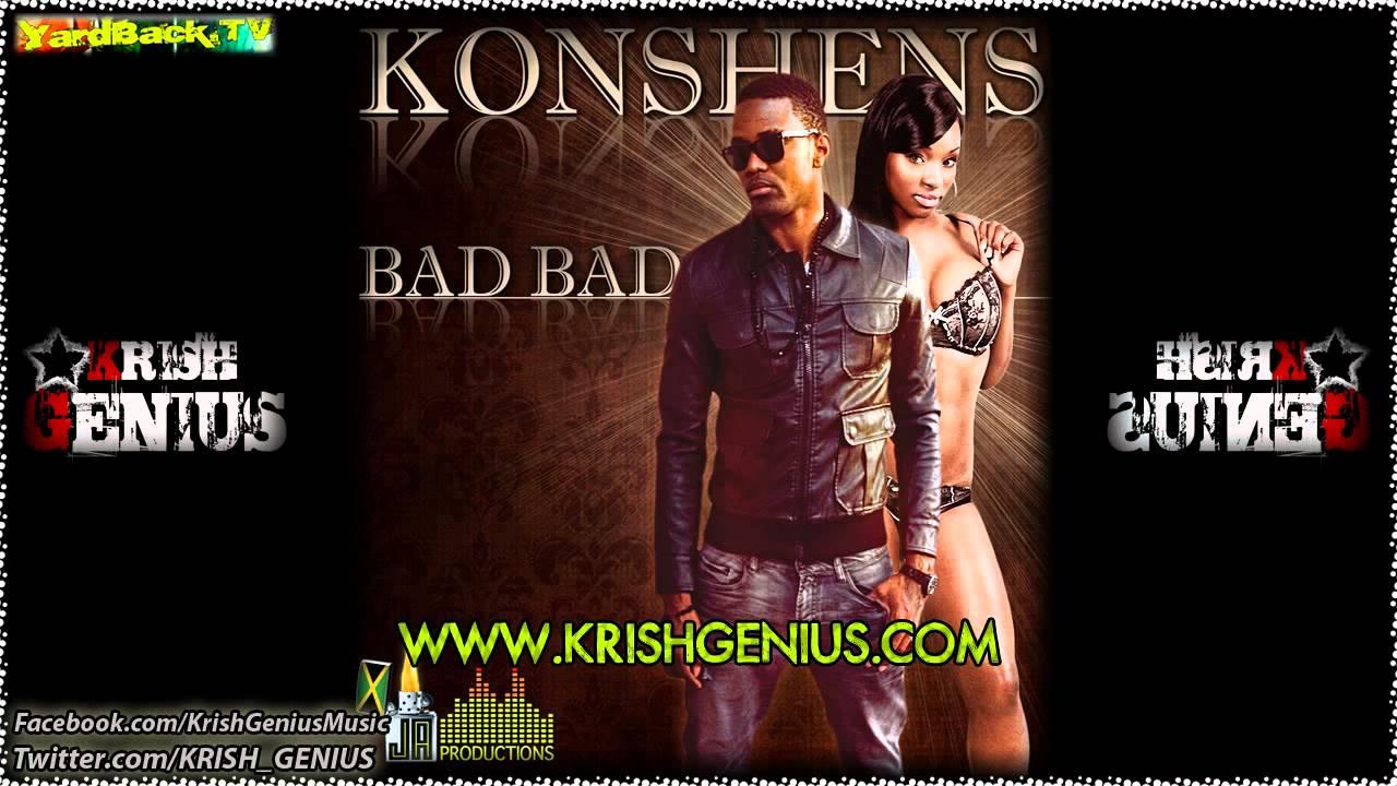Download Konshens   Bad Gal Raw Overproof Remix Dec 2011