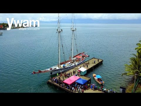 Our Vision For Papua New Guinea | YWAM Ships Newcastle