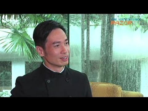 MosesChan: Why I deserve to be best actor (Asian Television Awards 2012 Pt 2)