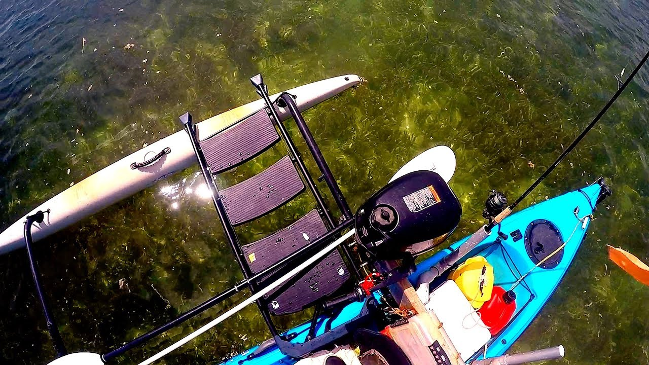 Prospecting blimp rd fishing up high youtube for Key west kayak fishing