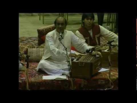 Ustad Mehdi Hassan Live at London (1) - Oct 1990 - Navras Records