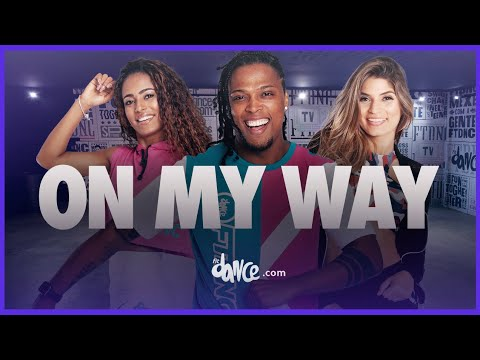 On My Way - Alan Walker, Sabrina Carpenter & Farruko | FitDance Life (Coreografía Oficial)