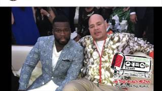 50 Cent & Fat Joe Spotted Together At Power Premier Show!!