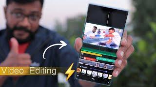मोबाइल से वीडियो संपादित करने का नि:शुल्क और आसान तरीका   वीटा वीडियो संपादक screenshot 2
