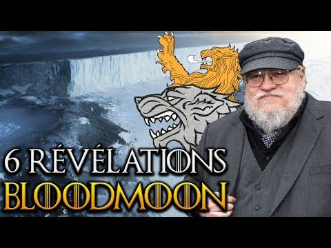 GRRM s'exprime sur le spin-off Bloodmoon