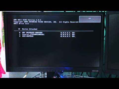 Serial ATAケーブル交換後