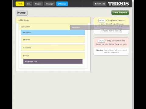 Thesis Update Classic Responsive and Remove Footer Attribution