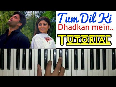 Tum dil ki Dhadkan Mein | Chords & Notations