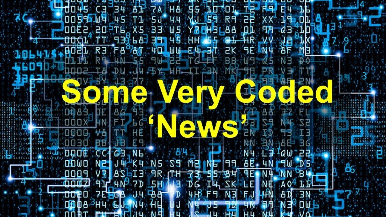 Recent Coded News Stories