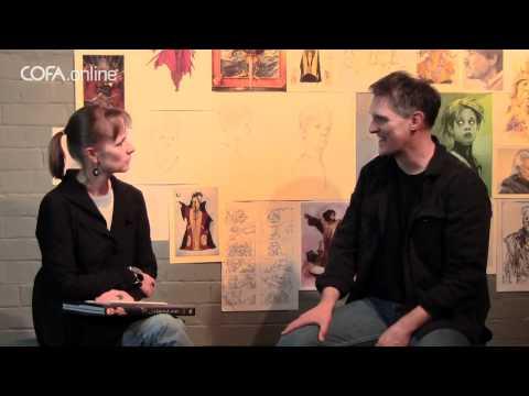 Iain McCaig: The Art of Visual Storytelling