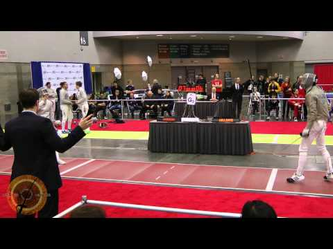 Portland  - L32 - James Williams v Eric Arzoian