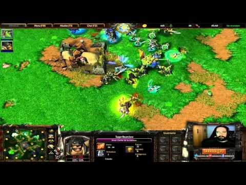 Warcraft III: The Frozen Throne |Una partida FRENÉTICA!| Multijugador 2vs2