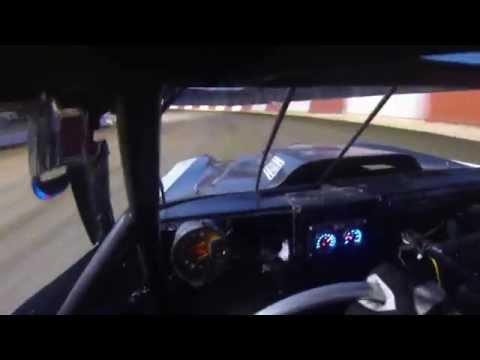 Devin Carr #5 Hot Laps April 11, 2014 Batesville Motor Speedway