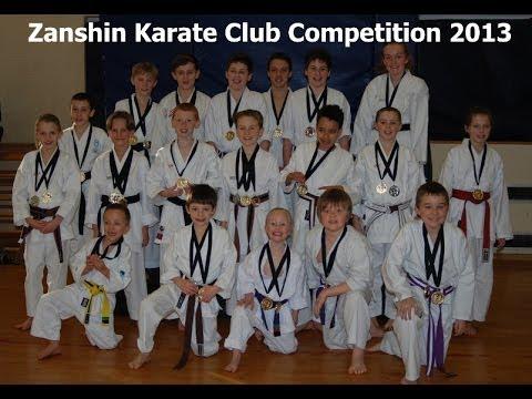 club karate zanshin