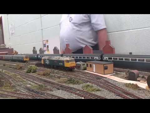 Conwy Model Railway Club Exhibition 29/7/17