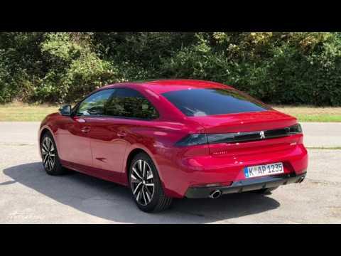 2019 Peugeot 508 GT PureTech 225 EAT8: Beschleunigung 0 - 240 km/h - Autophorie