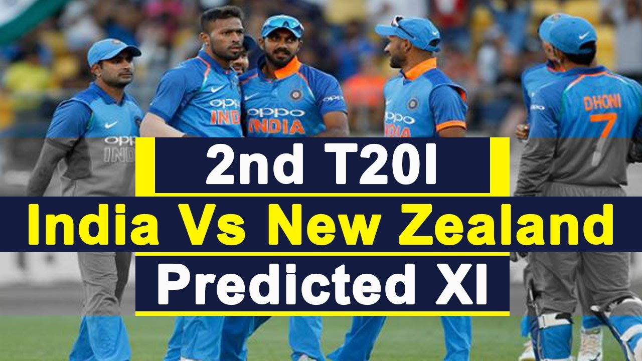 India vs West Indies: India Predicted XI for 2nd T20I - One change likely in batting department