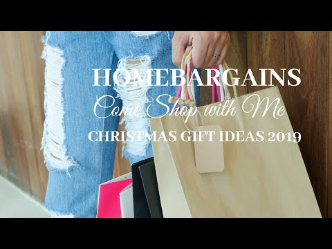 Home Bargains | Come Shop With Me | New In - CHRISTMAS 2019