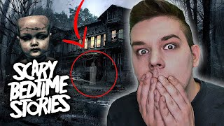 JEZIVA PRIČA O SUSJEDI / Scary Bedtime Stories