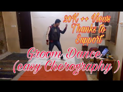 Groom Dance (composition easy steps for learn fast )