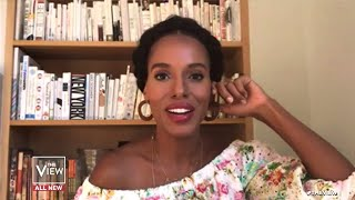 Kerry Washington Urges Voters to Cast Ballots for Local Elections | The View