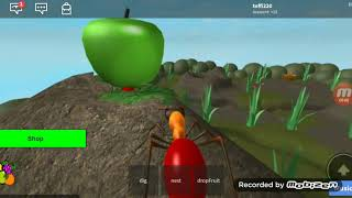 Gram z migl qe w ant Simulator w roblox
