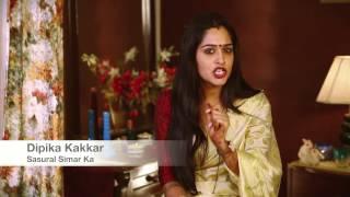 #SundayIsHerHoliday – Dipika Kakkar from 'Sasural Simar Ka' gives tips on How To Cook!