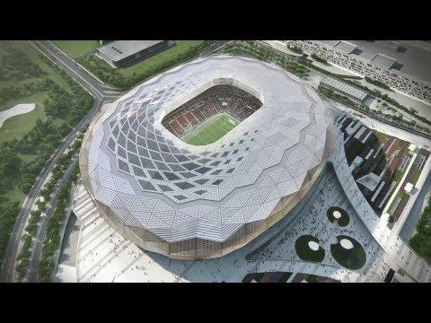 Education City Stadium I Qatar 2022 قطر I استاد المدينة التعليمية