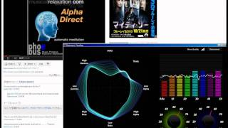 [NeuroSky] Alpha wave Direct to me....???