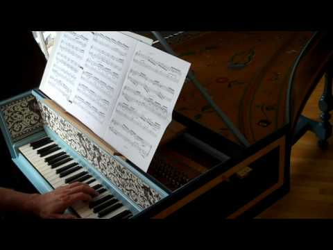 JACQUES DUPHLY: COURANTE - BARRY LLOYD, Clavecin