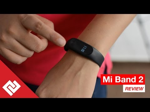 Xiaomi Mi Band 2: Best Budget Fitness Tracker?