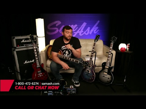 Sam Ash LIVE - Episode 47: Gibson Guitars Of Distinction - Price Drops!
