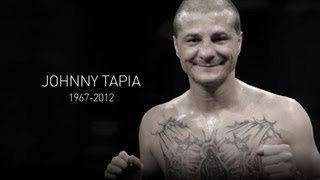 """SHOWTIME Sports looks back on the life and career of Johnny """"Mi Vida Loca"""" Tapia."""