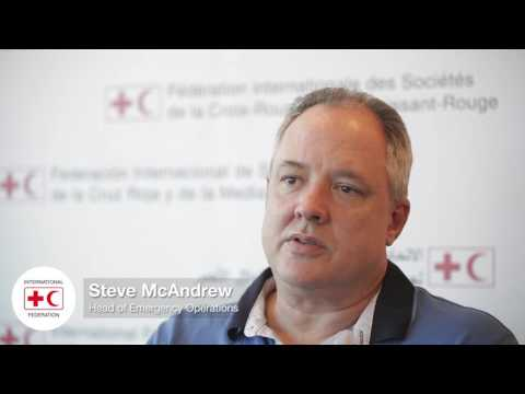 Steve McAndrew - Head of Emergency Operations - Migration, StopIndifference
