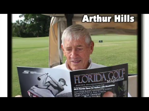 Arthur Hills in Florida Golf Magazine