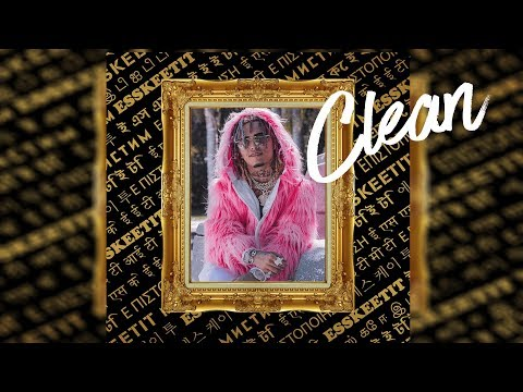 Lil Pump - ESKETIT (Clean) (Best Edit)