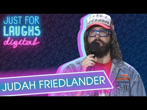 Judah Friedlander - The First Law I'd Pass As President