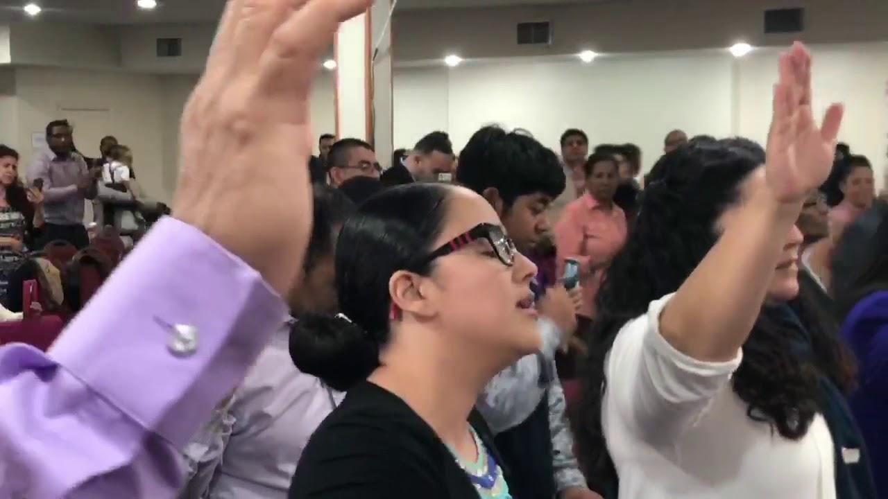 Samuel Hernandez En Vivo Iglesia Pentecostal El