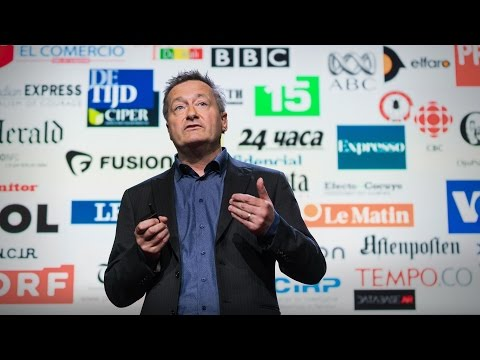How the Panama Papers journalists broke the biggest leak in history | Gerard Ryle