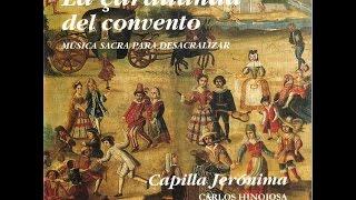 Canarios Mexicano y Espanol- ANONIMOS (Siglo XVII) Instrumental Music in New Spain