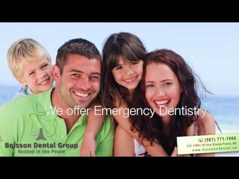 Boisson Dental Group | Dentist Grande Prairie, AB