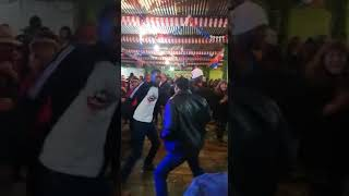 Duelo de baile | Chileno vs Haitiano | Fondas 2018